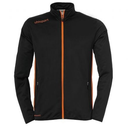 Essential Classic Tracksuit Black / Fluo Orange